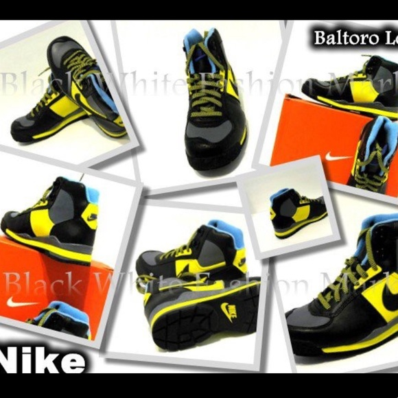 quality design b21eb c3da3 Nike Baltoro Le (Gs) Big Kids High top shoes boot